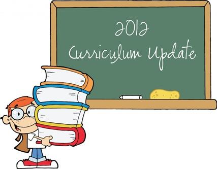 curriculumupdate