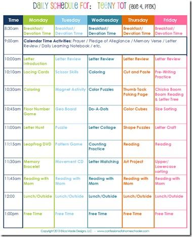 PreschoolSchedule